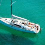 Выбор яхты для морских прогулок