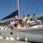 Яхта: отдых и развлечения