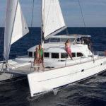 Вояж на взятой на прокат яхте к берегам Корсики