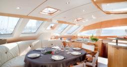 Парусная лодка премиум-класса