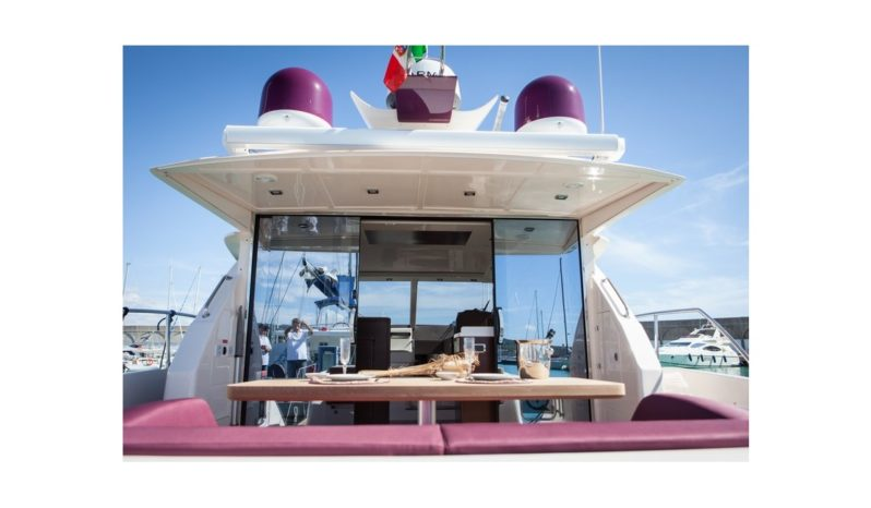 Queens Yachts 50HT full