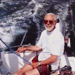 Умер известный яхтсмен Пауль Эльвстрем