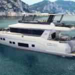 Премьера нового 20-метрового флагмана от «Sirena Yachts».