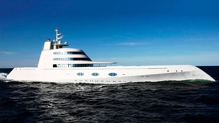 продать яхту