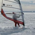 В Архангельске 2 февраля открывается чемпионат по зимнему виндсерфингу