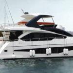Astondoa представила в США новую яхту «66 GLX»