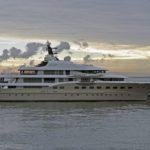 Верфь Amels передала в чартер российскому бизнесмену 83-метровую яхту