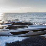 7-ю награду получила спортивная яхта Riva 76 Perseo в Шанхае