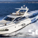 ABSOLUTE 50FLY форма абсолютного комфорта в одной яхте