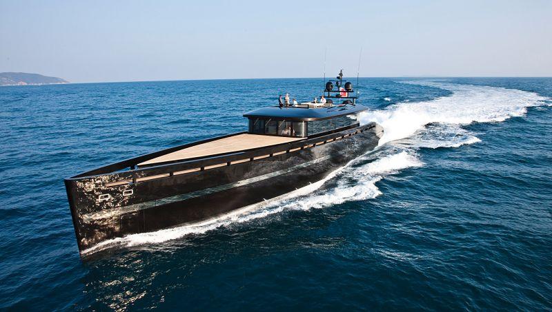 купить алюминиевую яхту