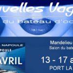 Лодочное шоу Les Nouvelles Vagues du Nautisme в Mandelieu La Napoule