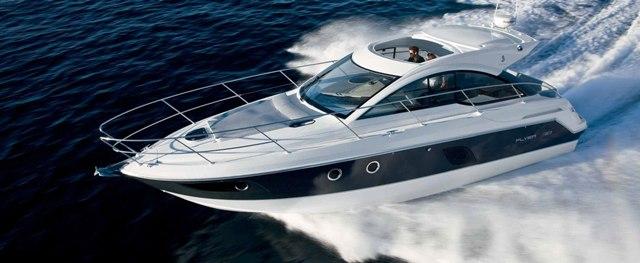 купить моторную яхту
