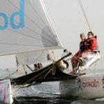 Новый рекорд пересечения Атлантического океана на катамаране