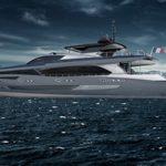 Верфь Chantier Naval Couach раскрыла некоторые подробности новой яхты 3700 Sport
