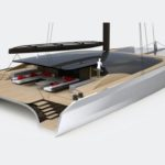 Верфь BlackCat Superyachts представила свой новый 35-метровый катамаран