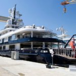 Обновленный сухой док La Ciotat принял на ремонт первое судно