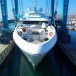 Турецкая верфь Bilgin успешно удлинила яхту Dusur