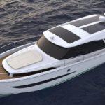 SVP Yachts разрабатывает новую гибридную прогулочную яхту