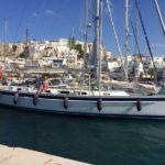 Яхта «Hallberg-Rassy/48» получила течь вследствие столкновения с китом