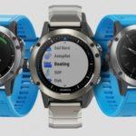 Garmin представил новую модель смарт-часов для яхтсменов