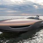 Toyota начнет выпускать роскошные катера под брендом Lexus