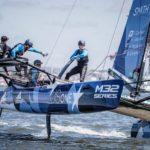 В Питере пройдет 4-й этап «World Match Racing Tour»