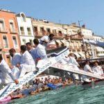 Морской рыцарский турнир в Провансе
