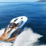 Claydon Reeves и Rolls-Royce представили яхту Aeroboat S6