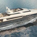 Baltic и Design Unlimited расширяют серию моторных яхт судном Baltic 135