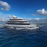 Первый взгляд на суперяхту Columbus Yachts 80m Classic