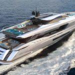Верфь Overmarine разработала новую модель GranSport 44