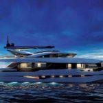 Dominator представил яхту Kalliente серии Ilumen в Монако