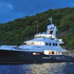 Яхта Nordhavn Vivierae по-прежнему продается