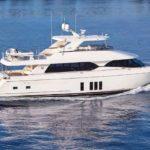 Моторная яхта Ocean Alexander 85 выставлена на продажу