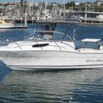 Скоро появится HardTop-версия лодки Cruise Craft