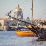 Балтика встречает яхтсменов