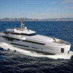 47-метровая суперяхта Bartali доставлена новому владельцу