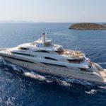 В Монако стали на якорь мега-яхты, общая стоимость которых превышает 2 миллиарда евро