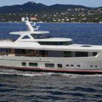 Запущена первая суперяхта Delta One верфи Mulder Shipyard