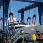 Новый корпус ISA Sport 120 Clorinda спущен на воду