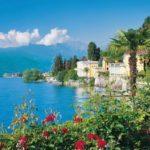 Озеро Маджоре часть первая — Isola Bella