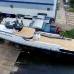 Damen спустило на воду  новое судно поддержки
