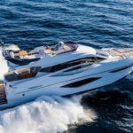 В Каннах состоится премьера яхты Numarine 62 Fly