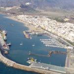 Puerto deportivo de Garrucha (Испания)