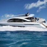 Fairline Flaunts новый взгляд на линейку яхт Targa