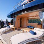 Топ-5 роскошных  яхт с лучшими зонами отдыха