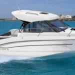 4-е новых катера с моторами подвесного типа от верфи «Beneteau»