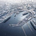 Новый облик таллиннского порта доверили профессионалам из Британии