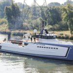 На бот-шоу в Монако можно будет увидеть новое судно от «Damen»