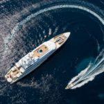 Аренда роскошной яхты в Каннах